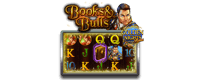 Books and Bulls Logo